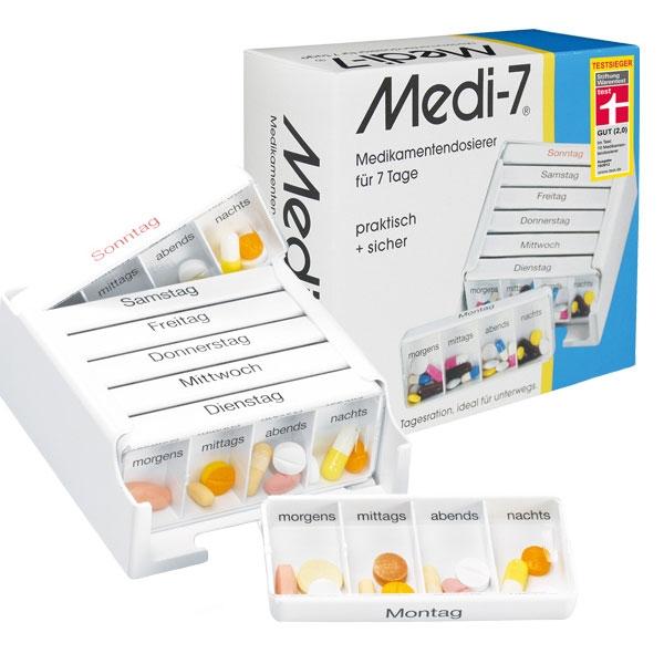 Medikamentendosierer / Mörser