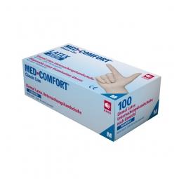 Gant latex Med-Comfort - non poudré