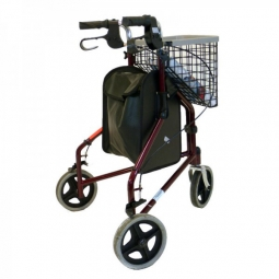Dreiradgehwagen Tri-Walker inkl. Korb/Tablett/Tasche