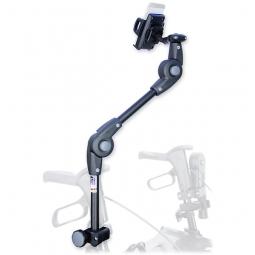 Support de téléphone pour fauteuil roulant
