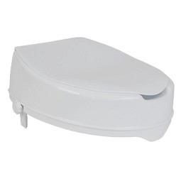 Réhausseur de toilette Care avec abattant - 10 cm