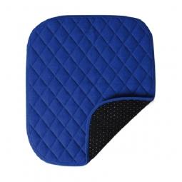 Coussin de siège pour incontinents, bleu avec picots ..