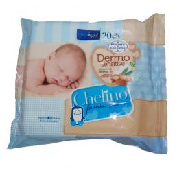 Indas Chelino Baby Wipes - Feuchttücher