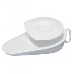 Steckbecken oval