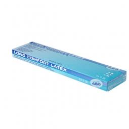 Gant latex jetable - Long Comfort