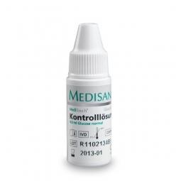 Kontrolllösung zu MediTouch2 Blutzucke..