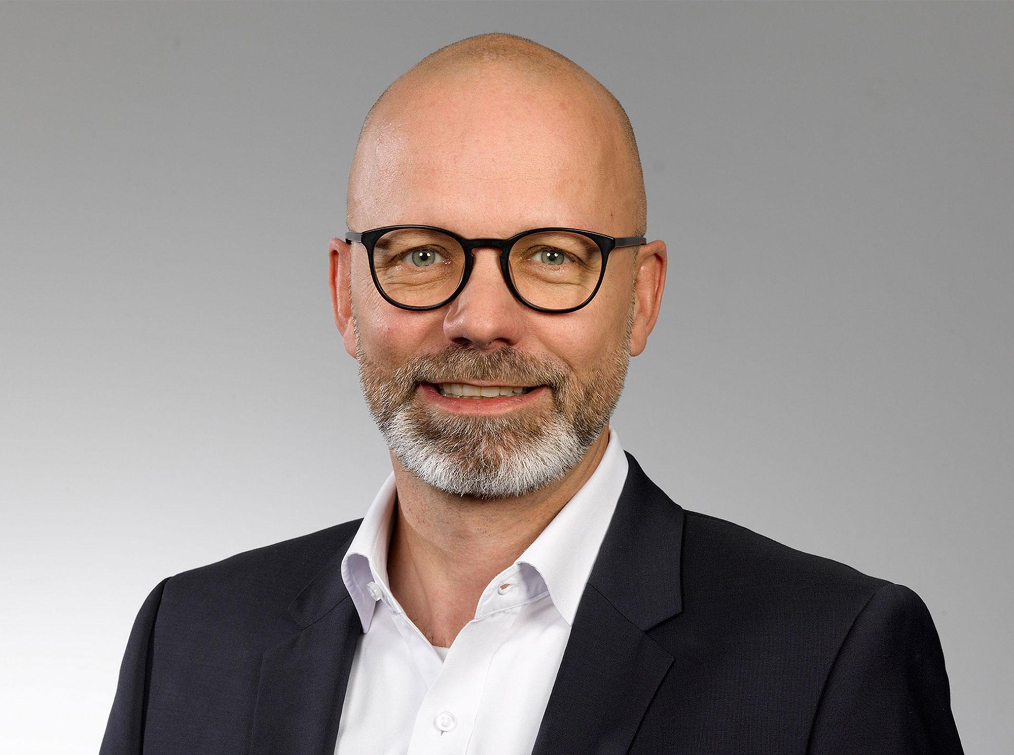 Ralph Stettler, Geschäftsführer