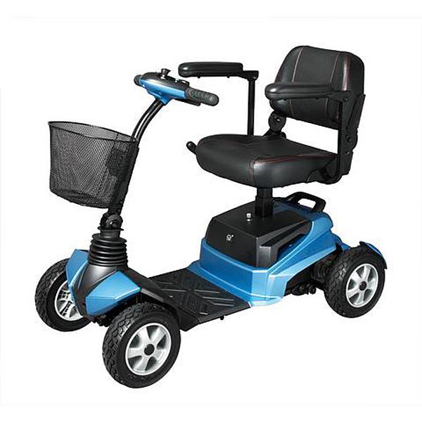 mini scooter listo 6 km h blau elektromobile scooter. Black Bedroom Furniture Sets. Home Design Ideas