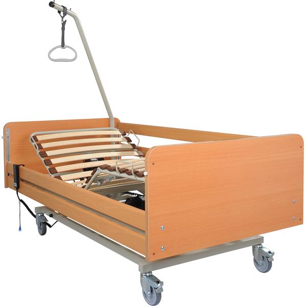 pflegebett s4 pflegebetten careproduct ag. Black Bedroom Furniture Sets. Home Design Ideas