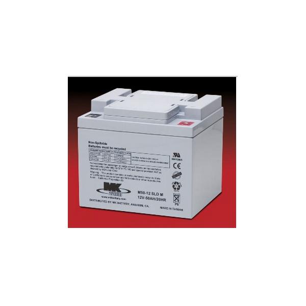 batterie 50 ah 12 volts batteries careproduct ag. Black Bedroom Furniture Sets. Home Design Ideas