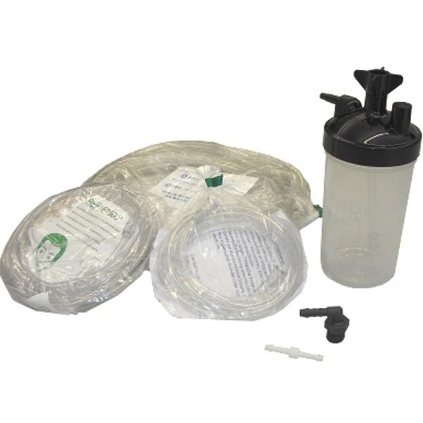 starter kit zu sauerstoffkonzentrator compact zubeh r. Black Bedroom Furniture Sets. Home Design Ideas