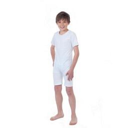 Body enfants avec fermeture séparable à la jambe