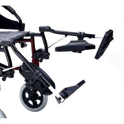 Beinstütze winkelverstellbar zu Rollstuhl Evolution
